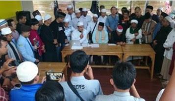 Atas Tindakan GP Ansor Babel, inilah 7 point pernyataan sikap Ormas Islam dan OKP Bangka Belitung