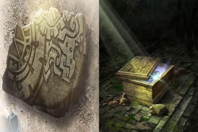 harta karun dalam game pemburu monster versi JP