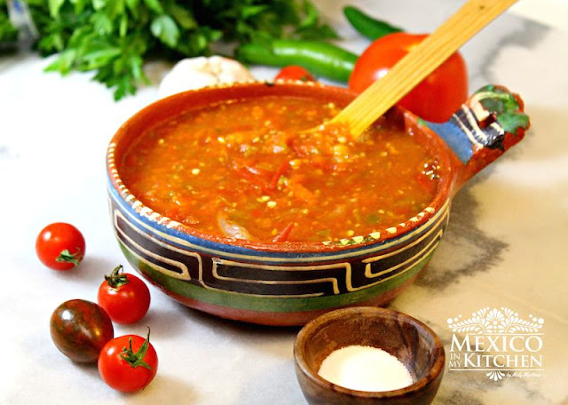 Small-Garden-tomatoes-salsa-recipe