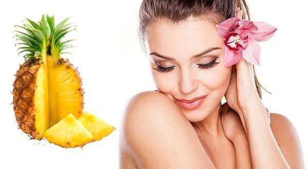 فائدة فوائد الأناناس الصحية والجمالية benefits-of-pineappl