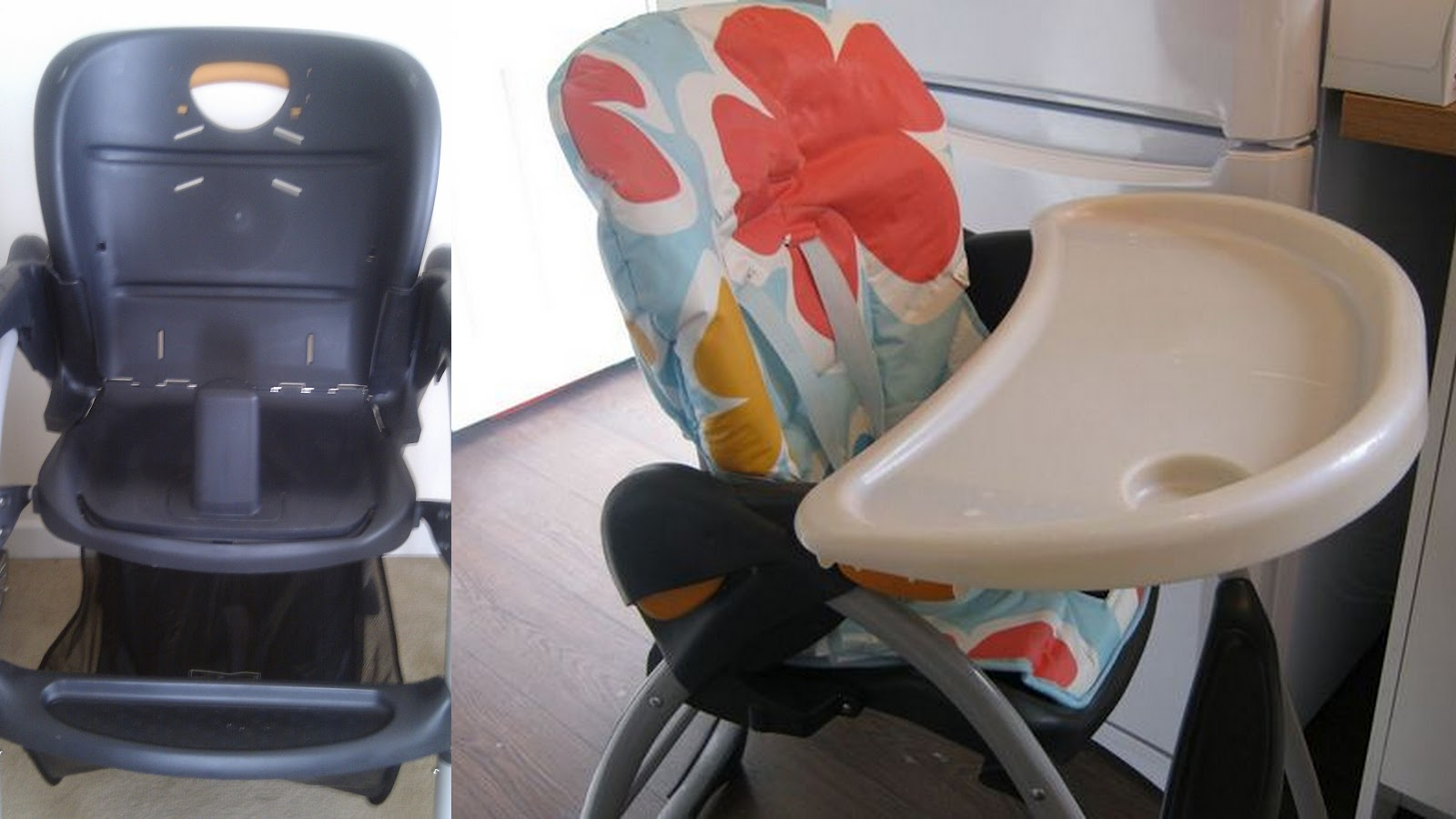 Chair Cover Patterns Crafty Mom Home Made High Chair Cover