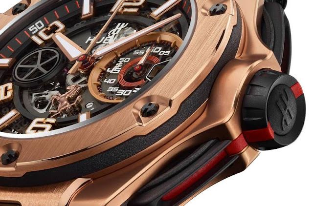Introducing the new Hublot Big Bang Ferrari