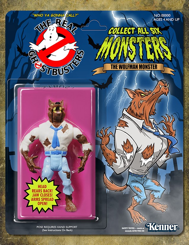 MINION FACTORY: Ghostbusters VS Monsters