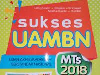 Soal Latihan UAMBN MTs Mapel Aqidah Akhlaq