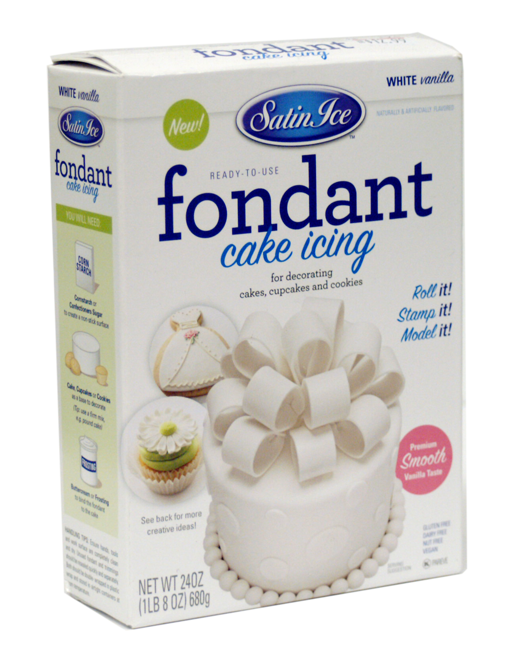 how to keep fondant from sticking to the counter