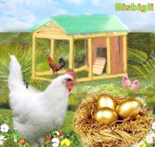Le uova d oro