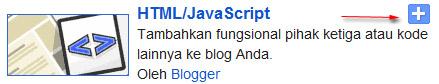 html widget