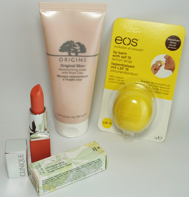 Douglas - Shopping Haul (August 2015) Clinique, Origins, EOS