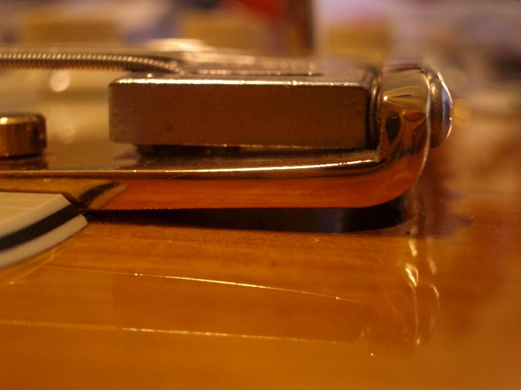 guitar snob tremolo is affected by string gauge. Black Bedroom Furniture Sets. Home Design Ideas
