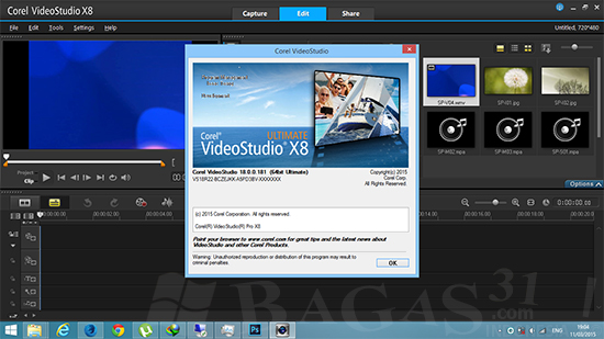 download corel videostudio pro x8 full crack free