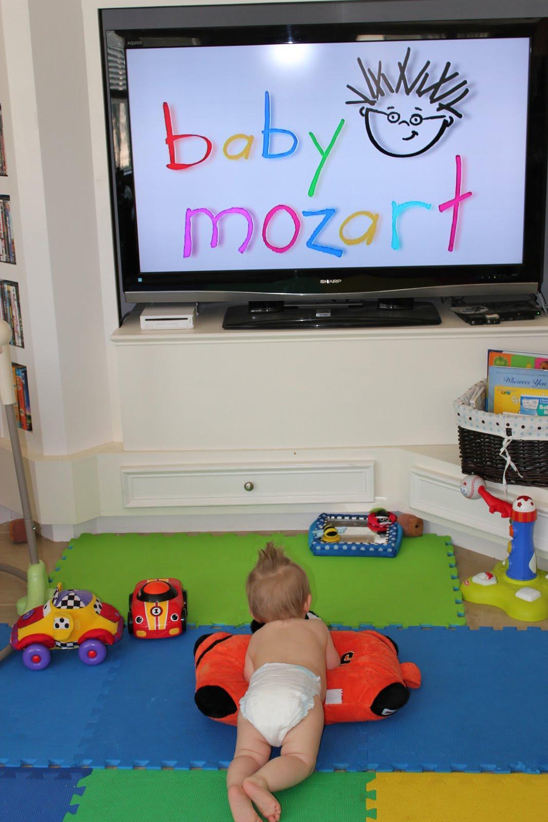 Noah James July 6th Noah Loves Baby Einstein