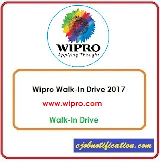 Wipro Walk-In Technical Service Desk jobs in Bangalore/Pune 30th Sep'2017