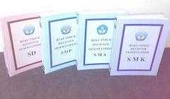 Buku Administrasi Guru Kelas Sesuai Panduan Lengkap Dalam Satu Paket