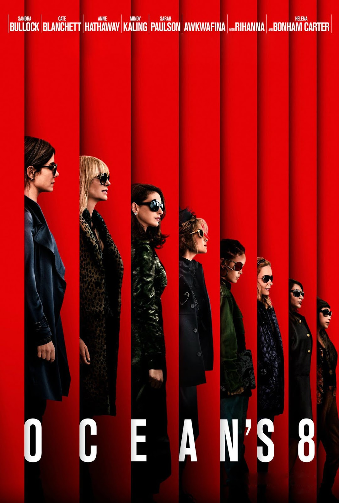 Ocean's Eight [2018] [DVDR] [NTSC] [CUSTOM HD] [Latino]