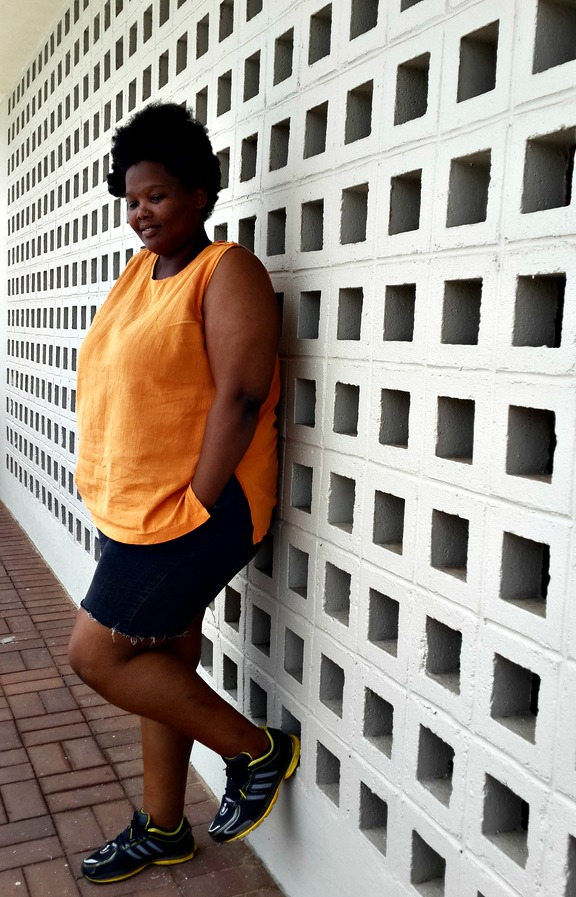 south african plus size blogger, plus size summer style, plus size solange inspired,