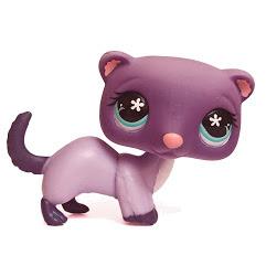 Littlest Pet Shop Special Ferret (#482) Pet