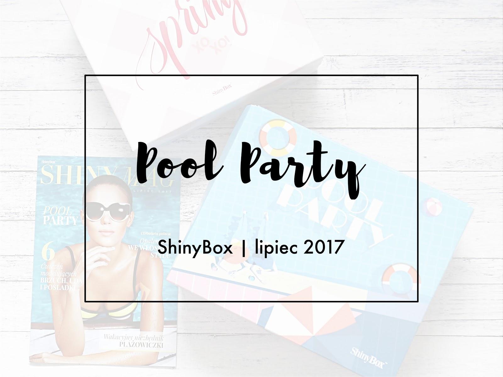Shinybox Pool Party