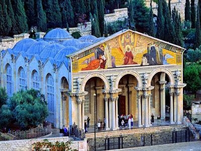 Bangunan Bersejarah di Holy Land