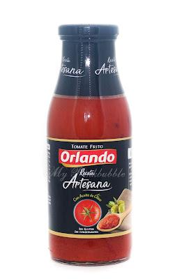 Orlando receta artesana