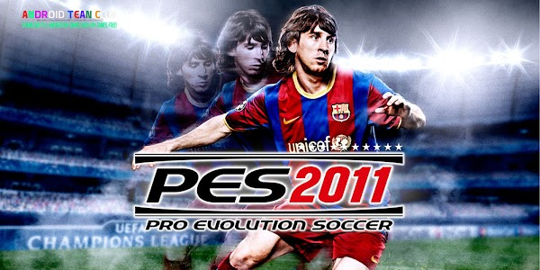 PES2011 Android 61.MB APK + (Offline)