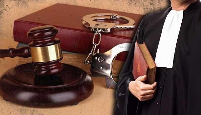 محامي يتحدث حول اختصاص المحاكم الجزائية