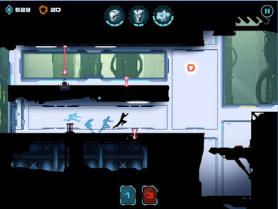 Update terbaru game android - Vector 2 APK MOD Unlimited Money