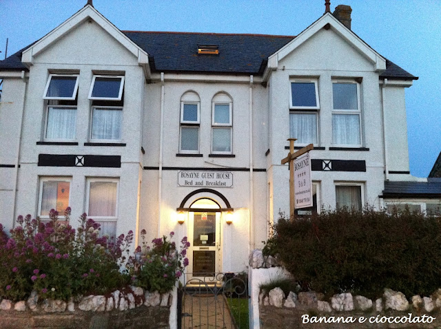 b&b Bosayne Guest House - Tintagel