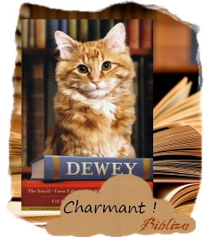 Dewey Vicky Myron avis critique chronique