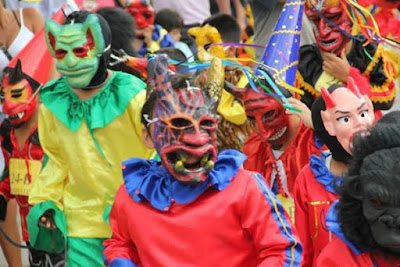 Carnaval Rioja, Carnavales Perú, mejores carnavales de Perú