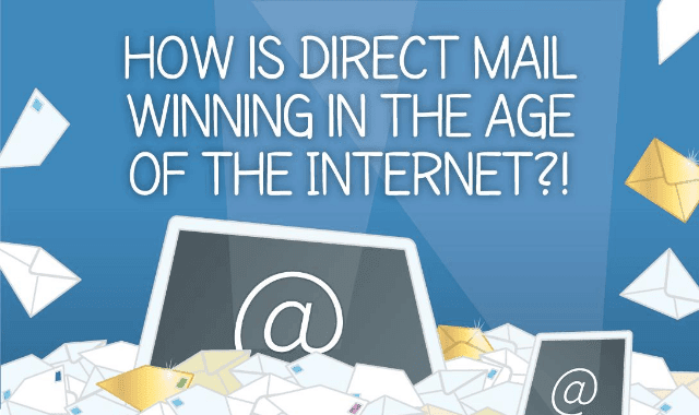 How Is Direct Mail Winning In The Age Of The Internet