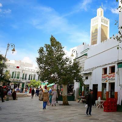 Mezquita en Tetuán