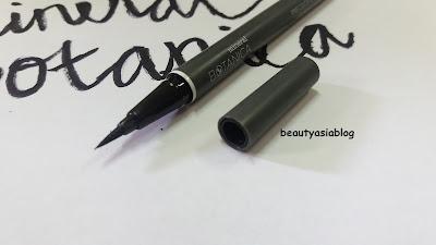 Mineral Botanica Precision Eyeliner Pen #007 JET BLACK