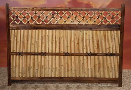 Bamboo Lamp Photo Bamboo Headboard