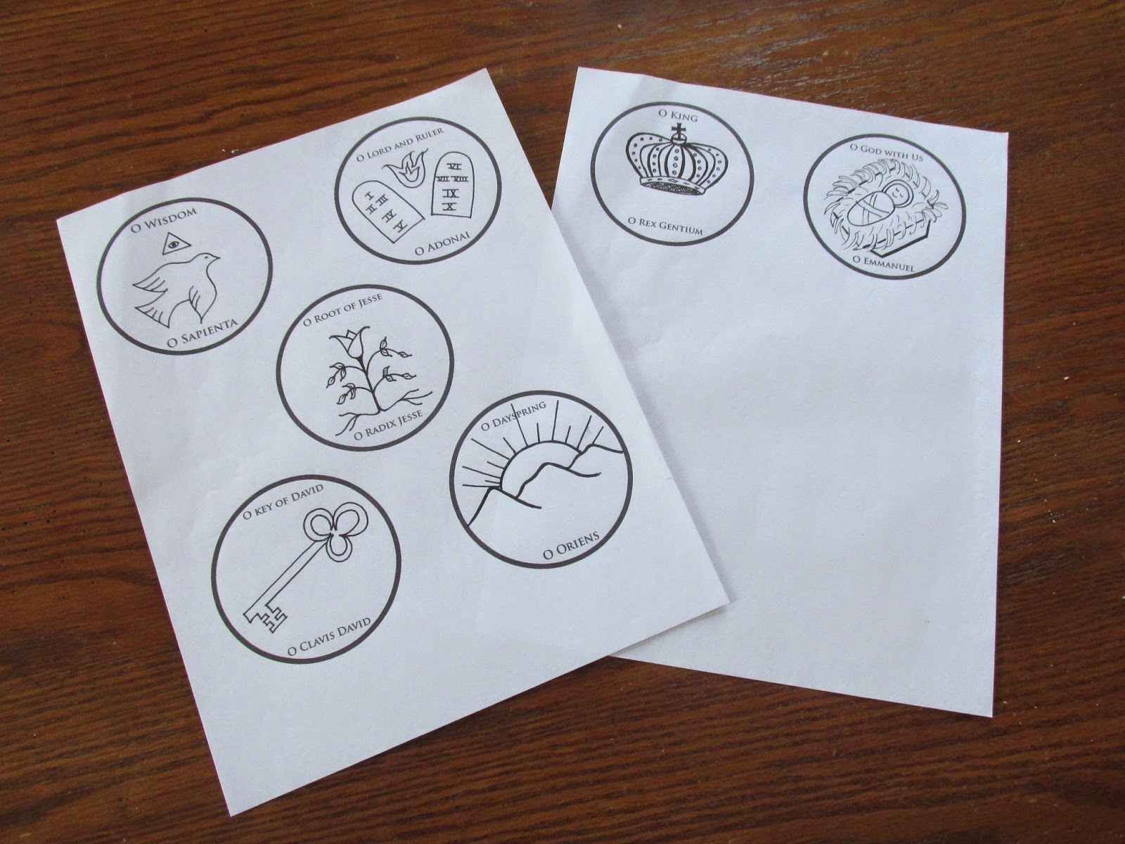 Wee Little Miracles Free Printables