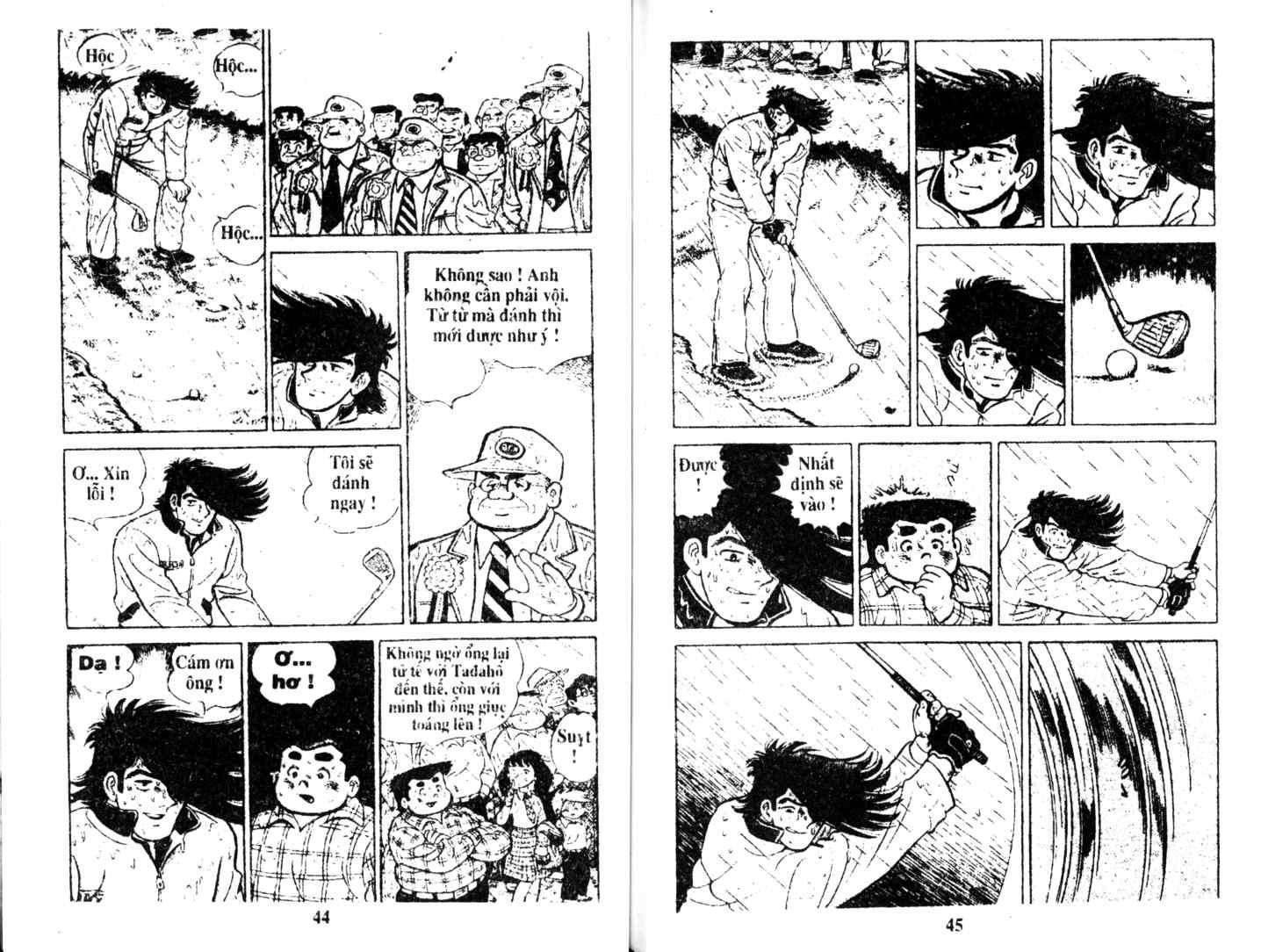 Ashita Tenki ni Naare chapter 10 trang 21