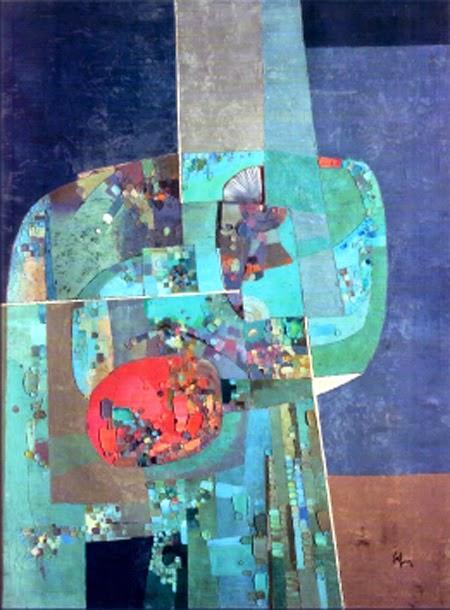 Pintura: MANUEL FELGUÉREZ