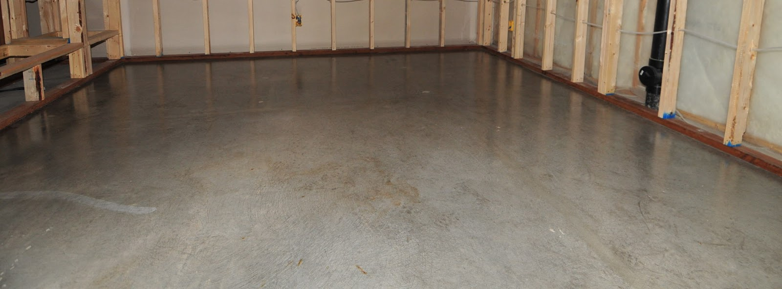Mode Concrete Cool And Modern Bat Floors Naturally
