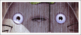 Jason Edmiston Totoro Eyes Without A Face print mondo