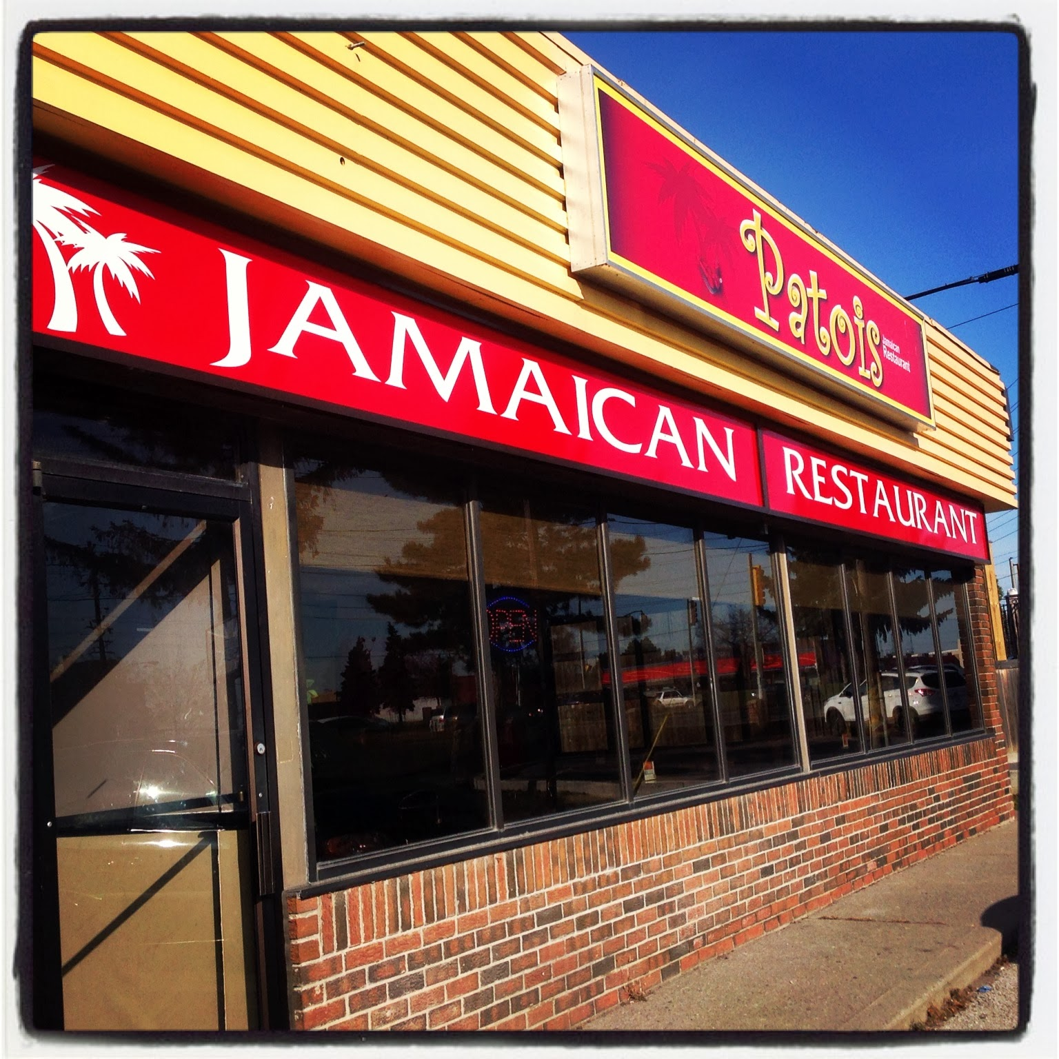 Restaunt: Starving Foodie: Restaurant Review: Patois Jamaican Restaurant