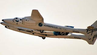 Virgin Galactic set to send its SpaceShipTwo tourism rocket