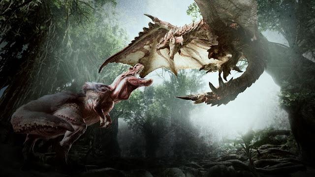 O game de caça de monstros aposta em um novo e ambicioso sistema.