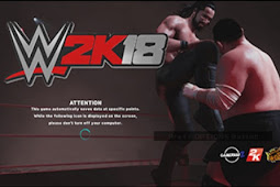 WWE SMACKDOWN Vs RAW 2018 PPSSPP