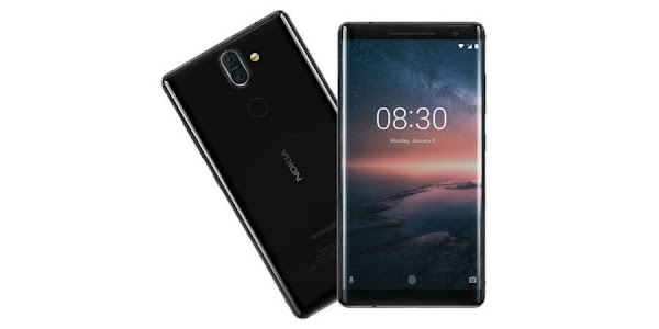 Nokia 8 Sirocco receives Android 9.0 Pie software update