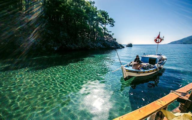 برنامج سياحي مجاني لأنطاليا 7 أيام