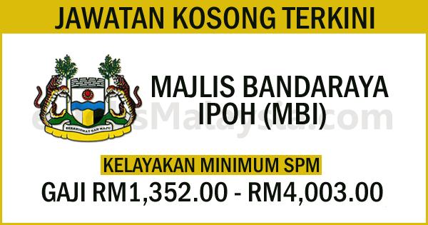 Majlis Bandaraya Ipoh MBI