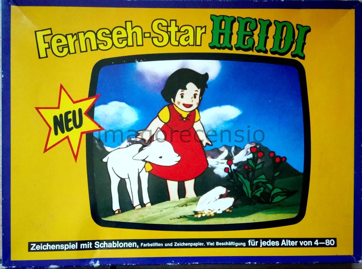 Heidi torna in tv ma scoppia la polemica per i tedeschi è