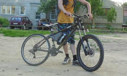 Велосипед - говно