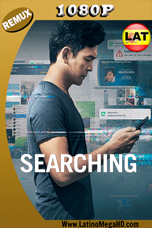 Buscando… (2018) Latino HD BDRemux 1080P - 2018