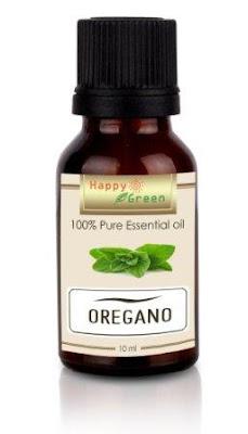 minyak oregano