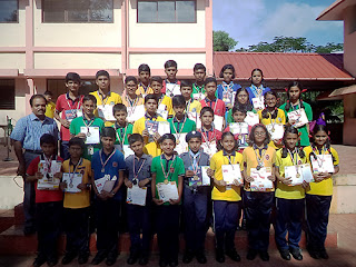 6th SOF Olympiads - Achievers